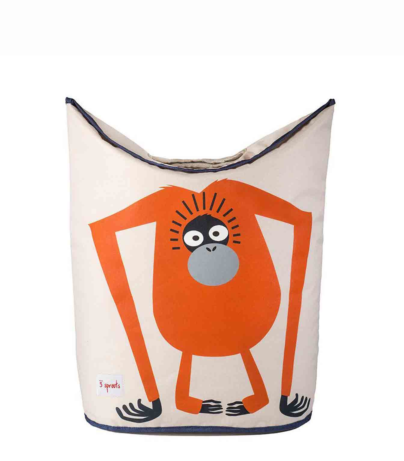 orangutan laundry hamper